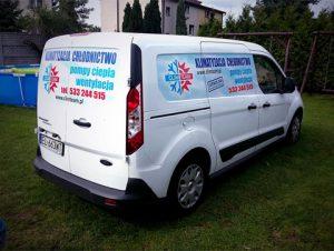 oklejanie samochodów - Gomar