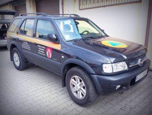 oklejanie samochodów Łódź - Gomar
