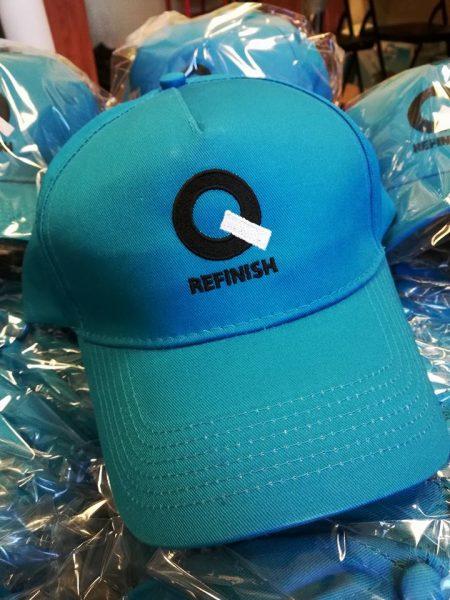 Realizacja - czapki reklamowe